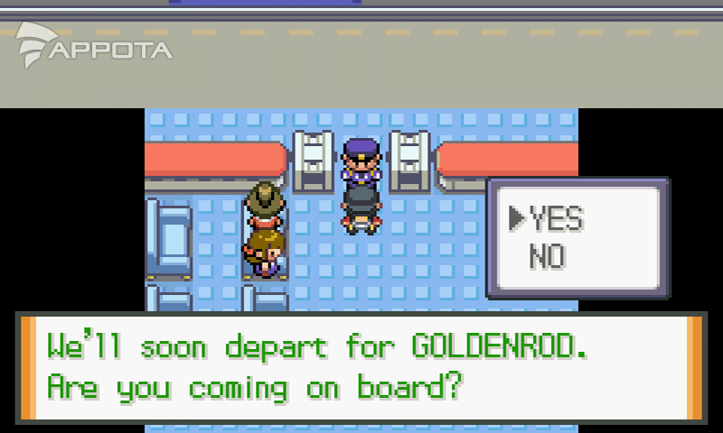 how to get pokemon crystal on android